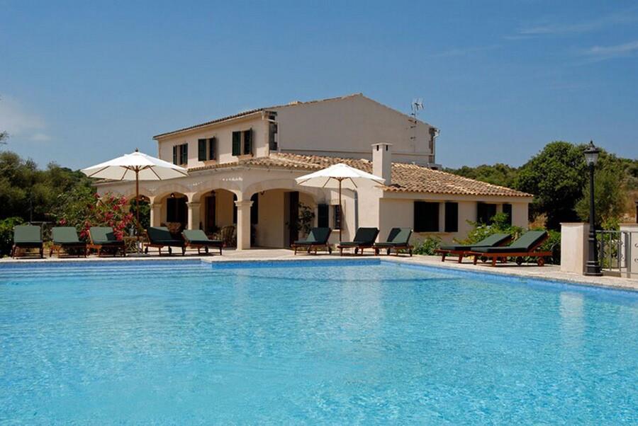 Villa Mallorca Mieten Privat Fincas Und Ferienhaus