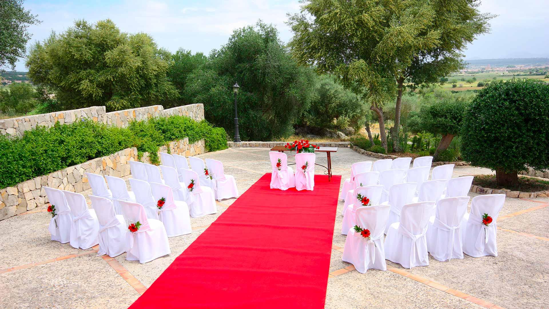 Hochzeiten Mallorca Finca